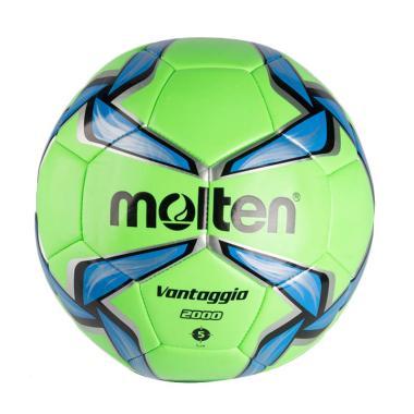 Molten Football Bola Sepak - Green Blue [F5V 2000 MS-GB]