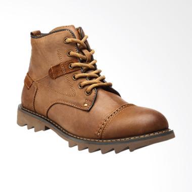 Jim Joker Boot Shoes Torn Sepatu Pria - Tane [1BG]