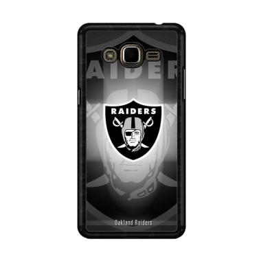 Acc Hp Oakland Raiders Nfl X6220 Cu ... or Samsung Galaxy J3 2015