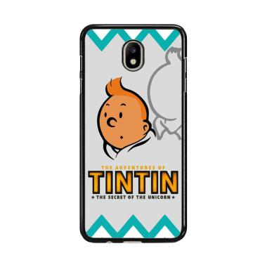 harga Acc Hp The Adventure Of Tintin W3666 Custom Casing for Samsung J3 Pro 2017 Blibli.com