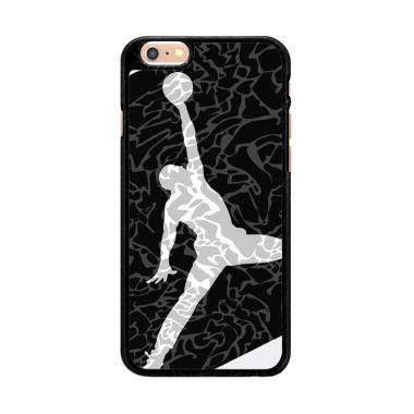 Flazzstore Air Jordan Black Texture ...  6 Plus Or Iphone 6S Plus