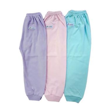 Aruchi Set Celana Panjang Bayi Perempuan [3 Pcs]