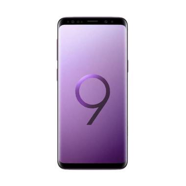 Samsung Galaxy S9 Plus Smartphone - Lilac Purple [Garansi Resmi]
