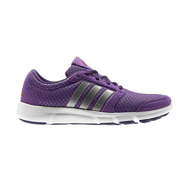 adidas Element Soul Sepatu Lari Wanita - Purple [W G97551]