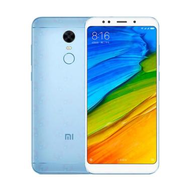 Xiaomi Redmi 5 Smartphone - Blue [16GB/ 2GB/ Full View Display]