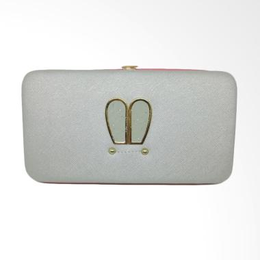 Jims Honey Easter Dompet Handphone Wanita - Silver