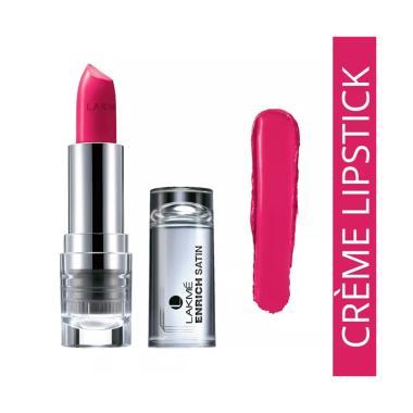 Lakme Enrich Reinvent Satins Lipstick - P165