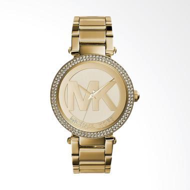 Michael Kors Parker MK5784 Jam Tangan Wanita - Gold