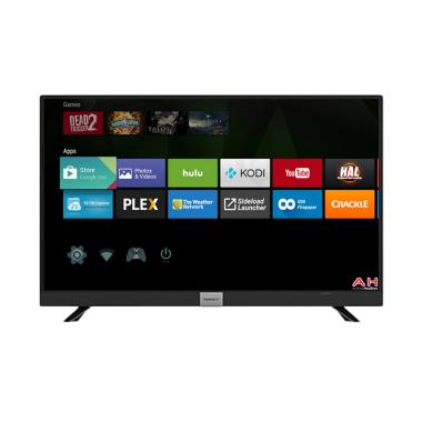 Coocaa 50S3A12G Smart Digital TV LED - Hitam [50 Inch]