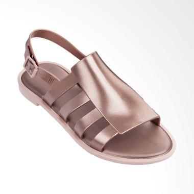 Melissa Ad 32398 Boemia Shine Sandal Wanita - Metallic Pink