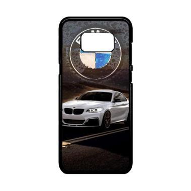 harga Bunnycase BMW Car Air Brush L1981 Custom Hardcase Casing for Samsung S8 Plus Blibli.com