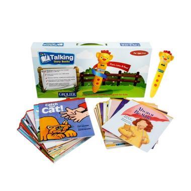 GROLIER Talking English Books Mainan Edukasi Anak