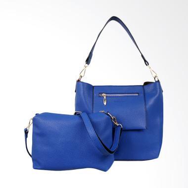 Bellezza 61496-01 Ladies Shoulder Bag - Blue