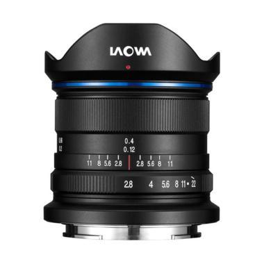 LAOWA X 9mm f/2.8 Zero-D Lens Venus Optics Lensa Kamera fo Fujifilm