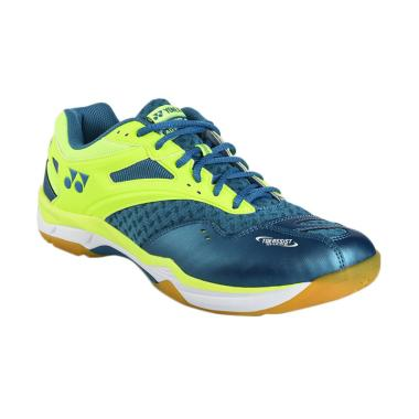 YONEX Men Power Cushion Comfort 02  ... acock Blue [BSHSHBCFA2ZZ]