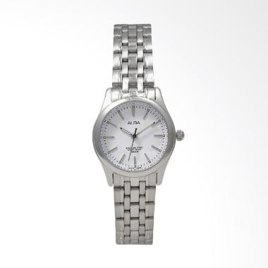 ALBA ARSY33 Jam Tangan Wanita - Silver White