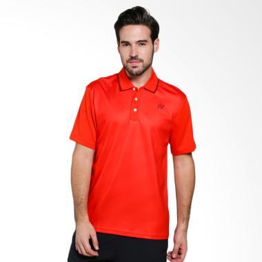 YONEX Men Polo T-Shirt Baju Olahrag ... ge [PM-G017-896-28T-17-S]