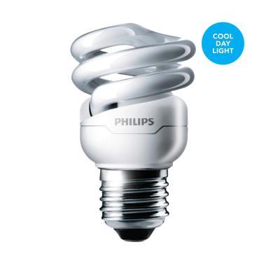 Philips Lampu Tornado 8W Cool Day Light/Putih