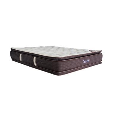 American Pillo Amethyst Double Pillow Top Mattress Kasur Springbed