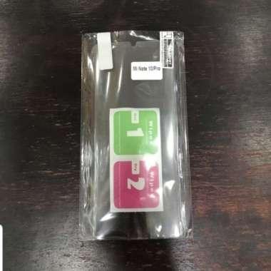 harga Unik Mi Note 10 Pro Anti Gores Jelly Screen Guard Hydrogel Anti shock Berkualitas Blibli.com
