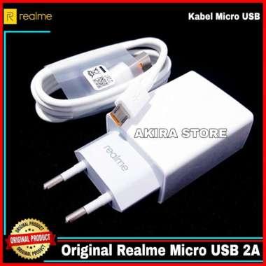 harga Promo Charger Realme C1 C2 C3 C11 C12 U1 Original 100 Micro USB 2A Diskon Blibli.com