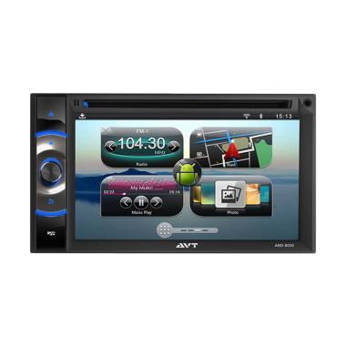 AVT AND 8000 ANDROID - HEADUNIT DOUBLE DIN
