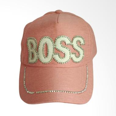 Fashion 0970010061 Import Fashion Boss Topi Wanita