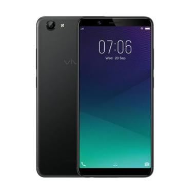 VIVO Y71 Smartphone - Black [32 GB/ 3 GB]