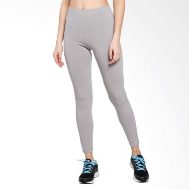 Opelon 13.0504.000.12.HG Base Layer Legging Fitness Wanita - Abu Muda