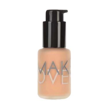 Make Over Ultra Cover Liquid Matt Foundation - 03 Nude Silk [33ml]