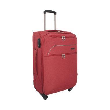 Luminox GGDJ Softcase Tas Koper - Merah [Size 20 Inch]