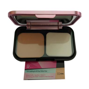 Maybelline TWC ClearSmooth All in One Powder - Natural