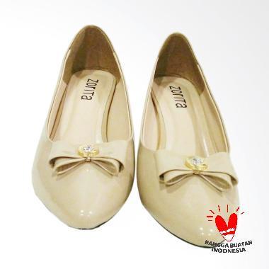 Sepatu Wanita Flat Shoes Casual Teplek Pita - Hitam, 39. Source · Zorita .