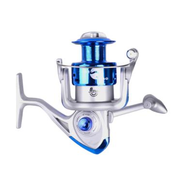iSports CS5000 Reel Pancing - Blue [8 Ball Bearing]
