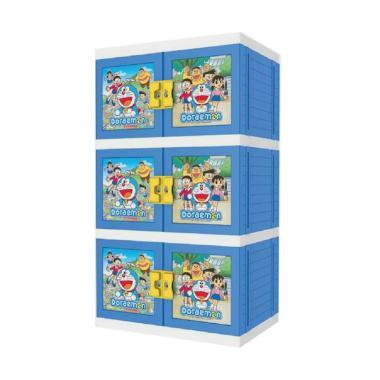Naiba MPC Printing Premium DRD Doraemon Lemari Plastik