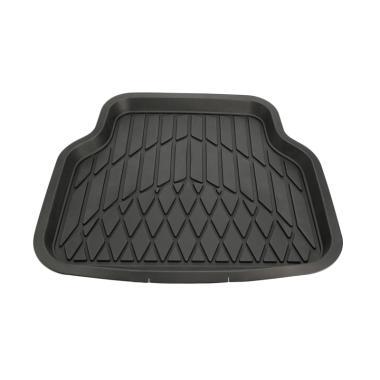 AQ 3D Mat Rear Karpet Mobil - Black [Size S] [Japan Import]