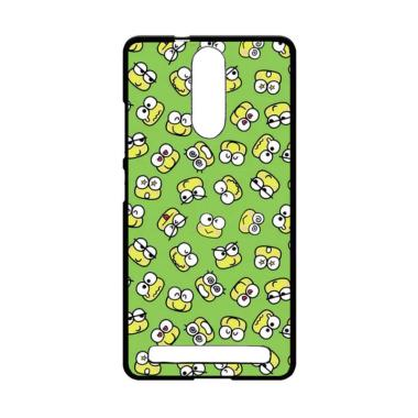 harga Bunnycase Keroppi Frog Pattern L0380 Custom Hardcase Casing for Lenovo K5 Note Blibli.com