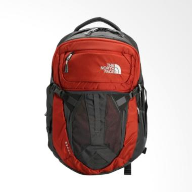 The North Face Recon Daypack Tas Ransel Pria - Red [NF00CLG4UHJ]