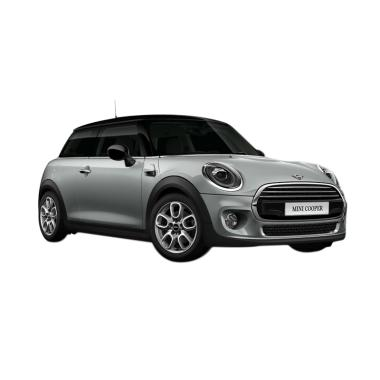 MINI Cooper 3-Door - White Silver Metallic