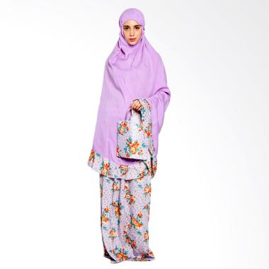 Ayda MM Jumbo Mukena -  Plain Purple