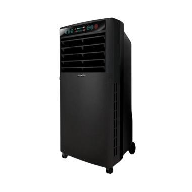 SHARP PJ-A77TY-B Air Cooler - Hitam