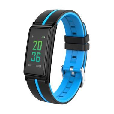 Xwatch B5 Smartband - Black Blue