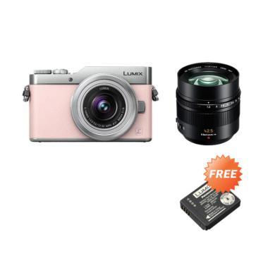 Panasonic Lumix GF9 Kit 12-32mm f/3 ... attery DMW-BLH7 jpckemang