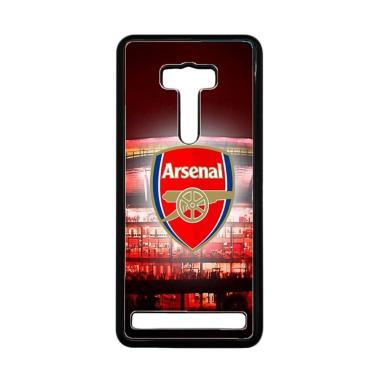 Acc Hp Arsenal Fc X4933 Custom Casi ... Zenfone 2 L Aser 5.5 inch