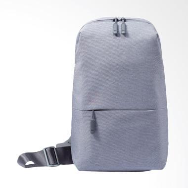 Xiaomi Mi City Sling Bag Pria - Light Grey