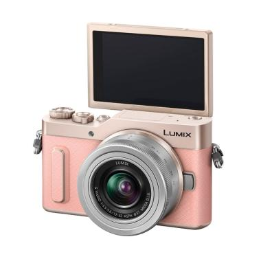 Panasonic Lumix DC-GF10 Kit 12-32mm Kamera Mirrorless - Pink