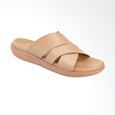 Yongki Komaladi Sandal Pria - Cream [TOS42380011]