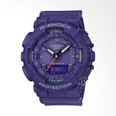 CASIO G-Shock Step Tracker Jam Tangan Unisex - Purple [GMA-S130VC-2A]