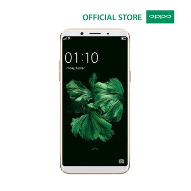 OPPO F5 Smartphone - Gold [32GB/ 4GB]