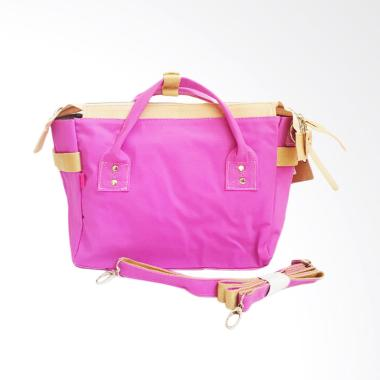 Planet Ocean Girl TGF301124 Sling Bag Wanita - Ungu